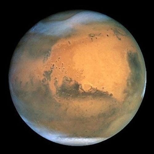 Этот регион, расположенный к северу от марсианского экватора, геологи считают одним из крупнейших источников воды на Красной планете.